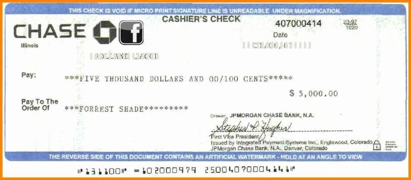 Chase Bank Check Template Luxury Investigators Return 20 000 To Fraud Victim Peterainsworth In 2021 Chase Bank Bank Check Money Management Advice