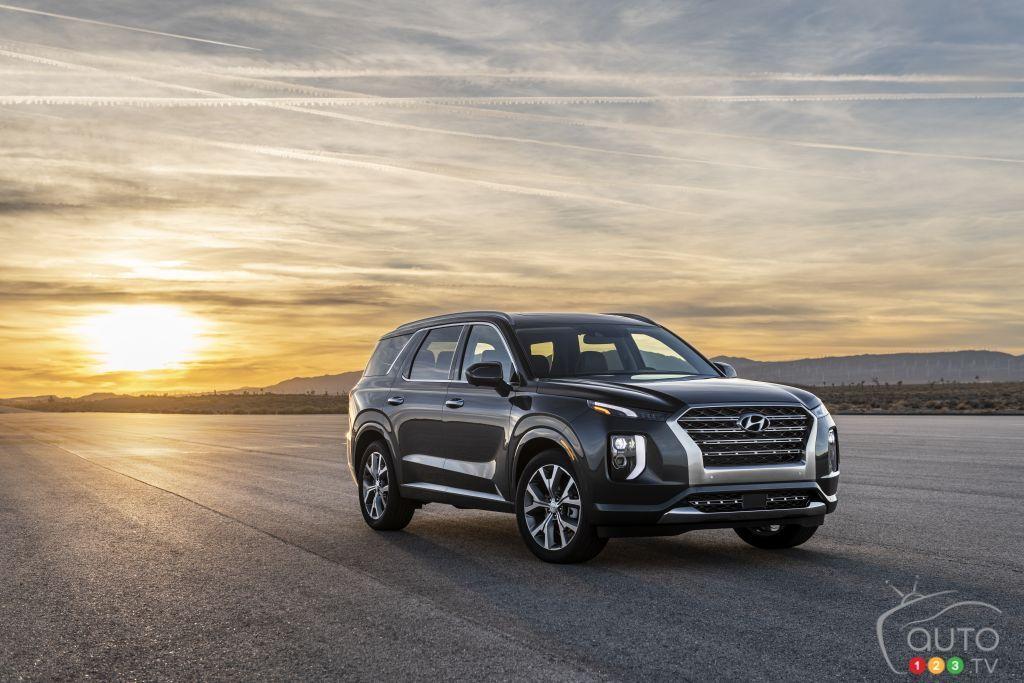 Hyundai Canada Announces Pricing Details For 2020 Palisade Honda Pilot Best Midsize Suv Suv