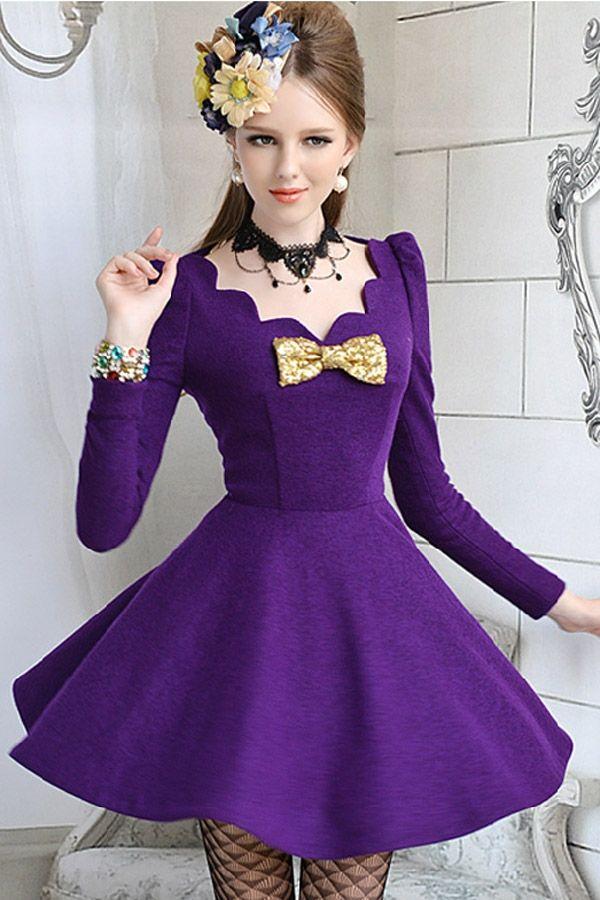 Clothes On a Line Dresses