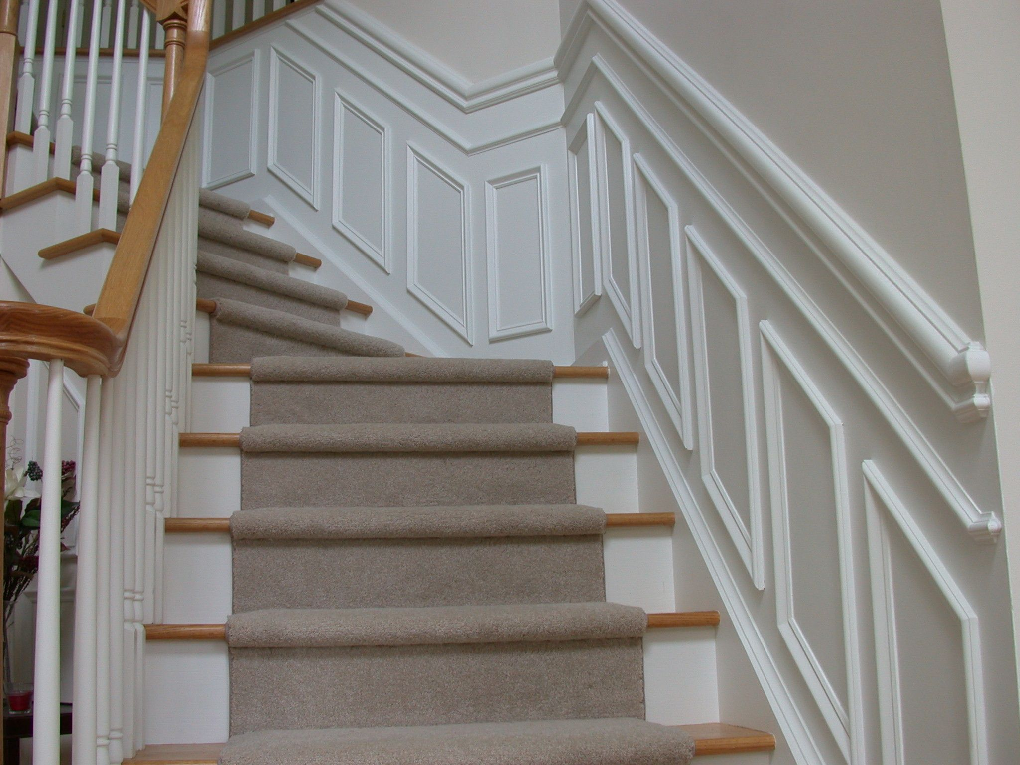 Molding amp trim find baseboard and crown molding designs online - Trex Trim Trim Molding Ideas Dream Builders Remodeling