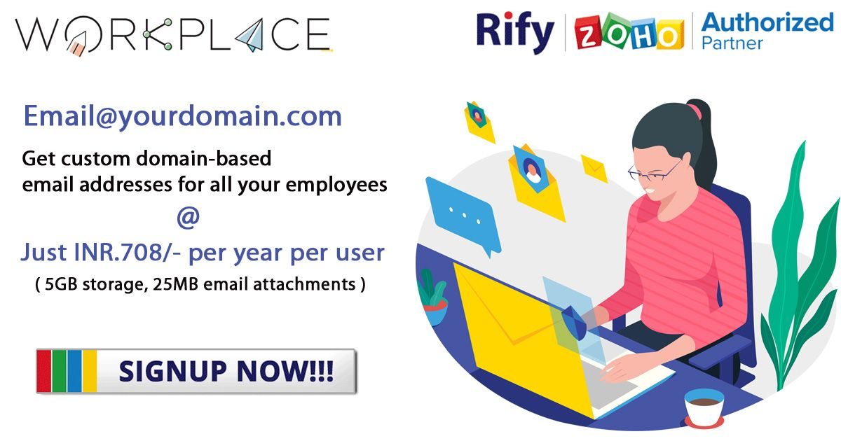 Switch To Better Email See Why Zoho Mail Is Great Why Companies