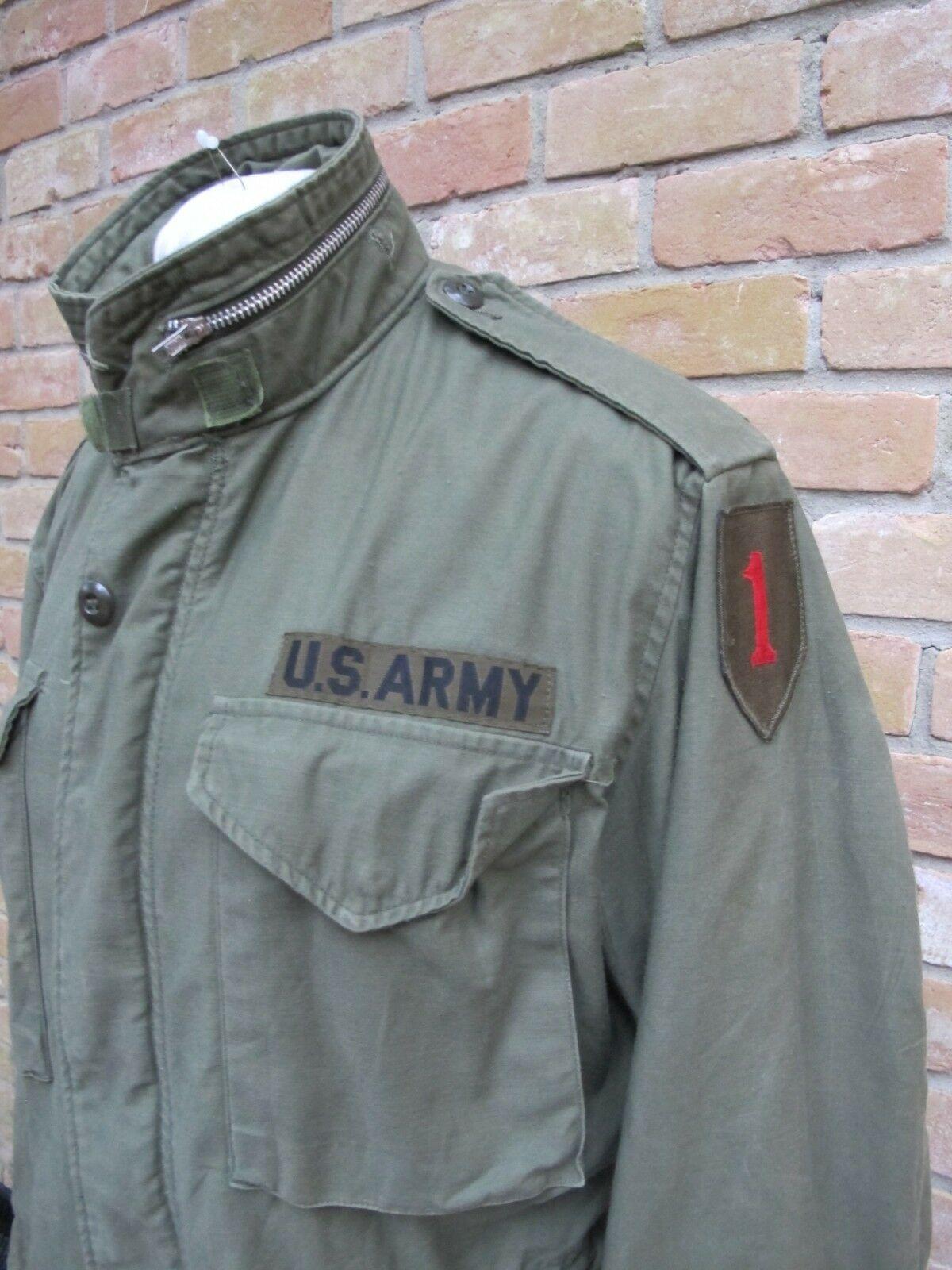 82nd Airborne Division Devon and Jones 3 Season Jacket