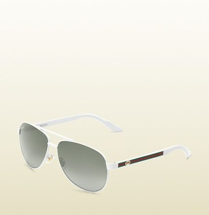 3fda1a0dfe9 small aviator sunglasses with GG detail and web on .  birthdaygift  Sunglasses