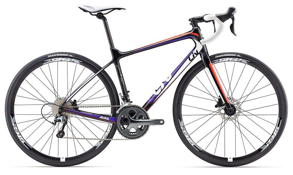 Avail Advanced 3 2020 Women Endurance Bike Liv Cycling