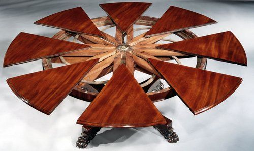 Expanding Round Dining Table. Expanding Round Dining Table Images About  Fascination Circular Tables Very Pedestal