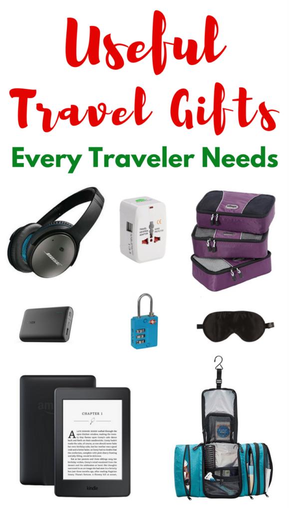 useful travel equipment