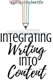 Integrating Writing into Content Areas in the Upper