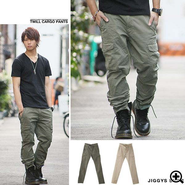 cargo pants fashion men - Google Search | HIP HOP GANGSTERS ...
