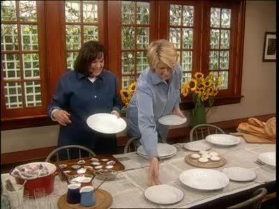 ina garten kitchen design. Ina Garten Sets a Table For Kitchen Clambake  garten