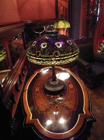 driehaus museum | ... lamp - Picture of Richard H. Driehaus Museum, Chicago - TripAdvisor