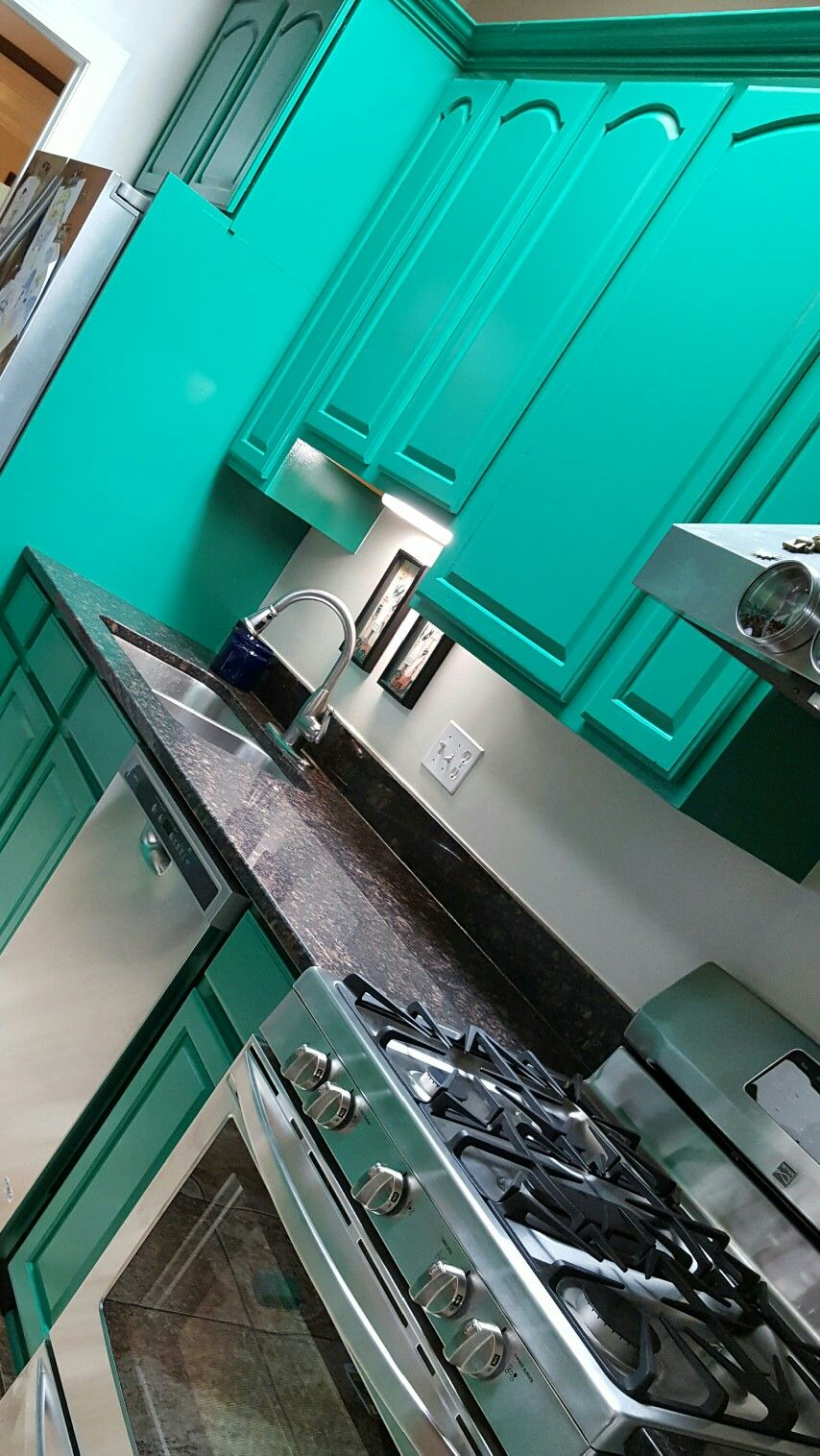 Kitchen envisioned, mission accomplished. Aspen Construction Group ...