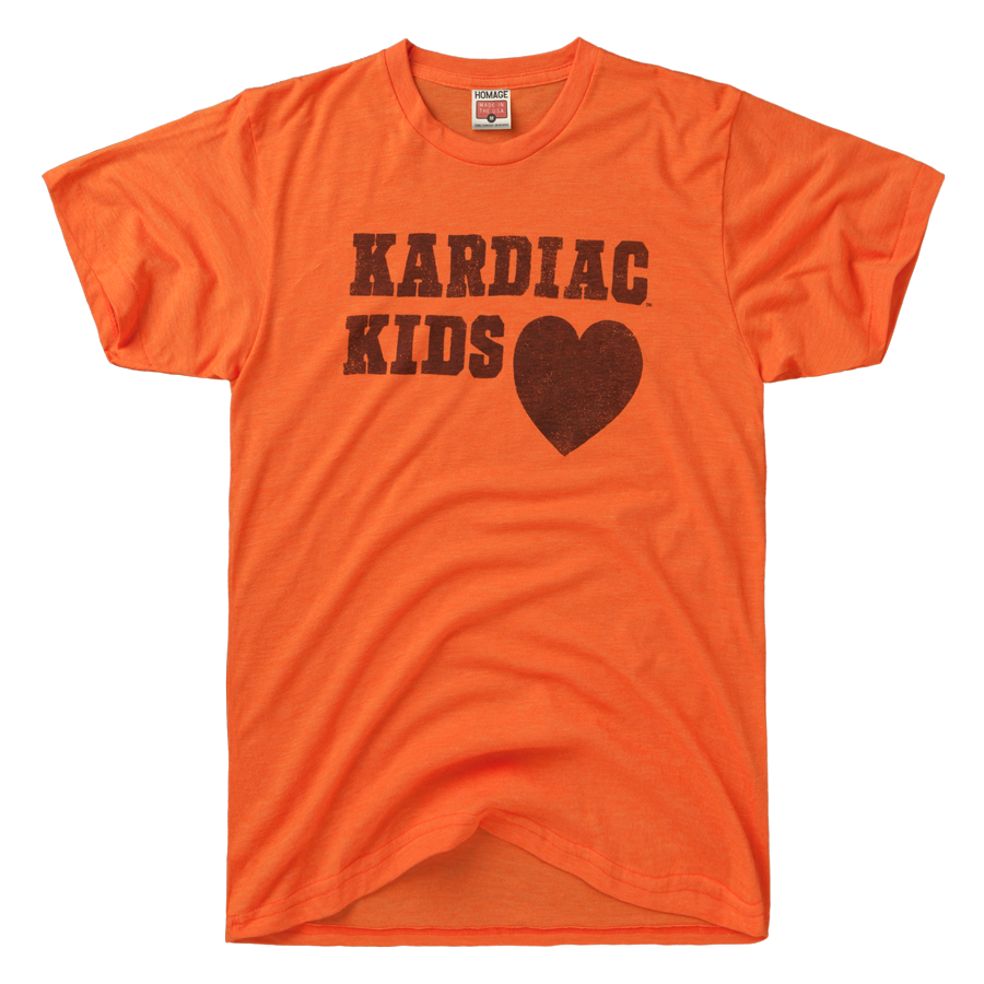 3474da68 HOMAGE Cleveland Browns Kardiac Kids Football T-Shirt - $28.00 | My ...