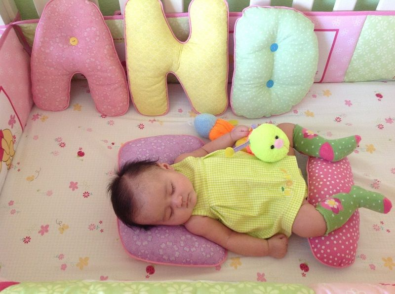 DIY baby name pillow tutorial & Letter Pillows for a Sweet Baby Girl | CLOTHES -baby | Pinterest ... pillowsntoast.com