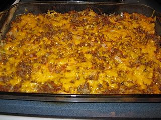Ground Beef And Cabbage Casserole Low Carb Low Carb Meatloaf Atkins Diet Ground Beef And Cabbage Low Carb Casseroles Beef Recipes