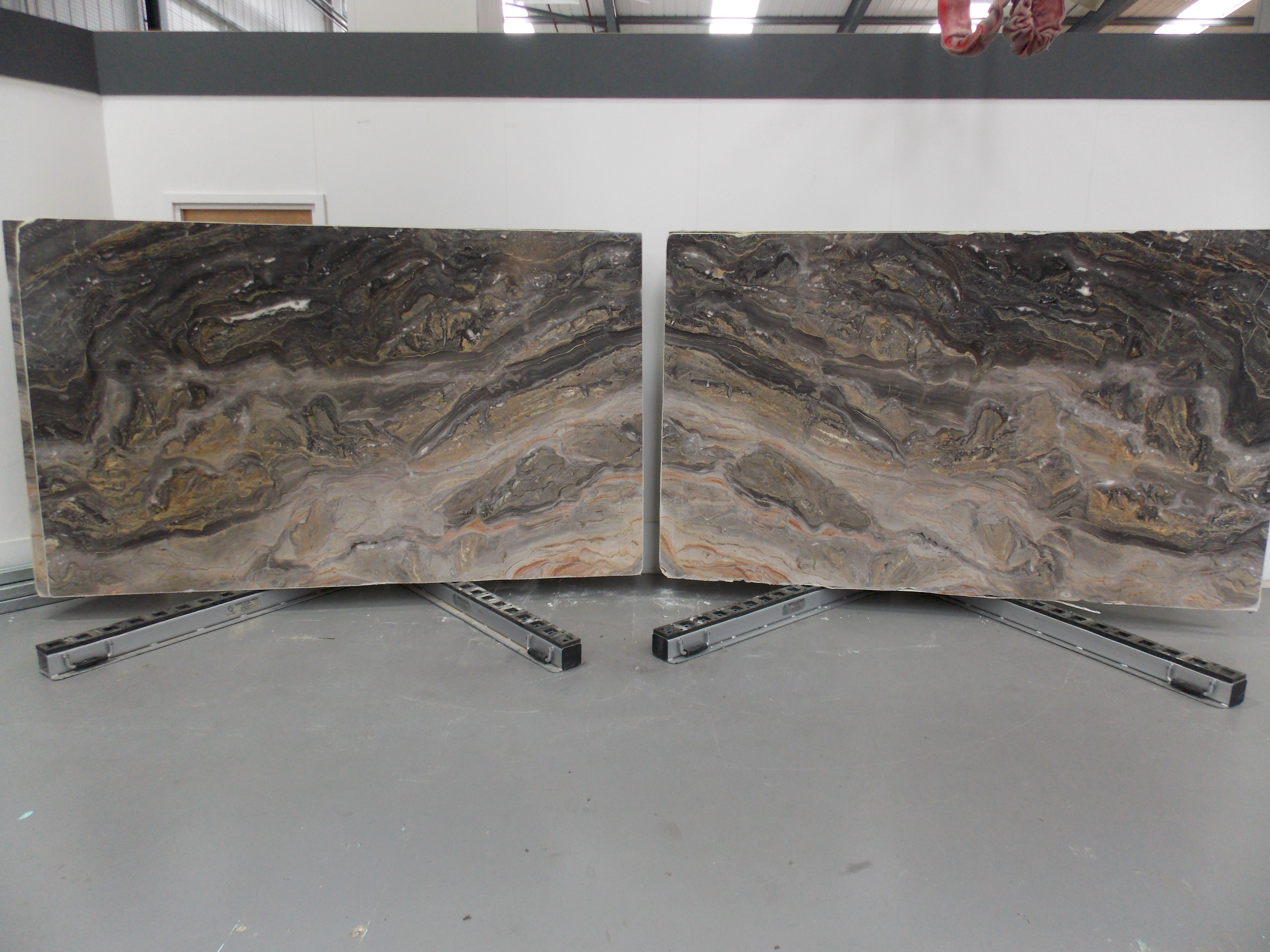 Arabescato Oribico 20mm Book Matched Approx Slab Sizes