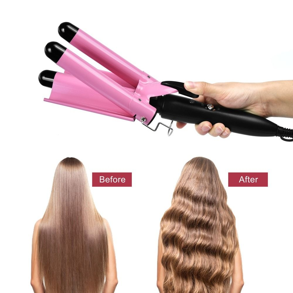 Best Curling Iron For Beachy Waves Beach Wave Hair Curling Iron Good Curling Irons