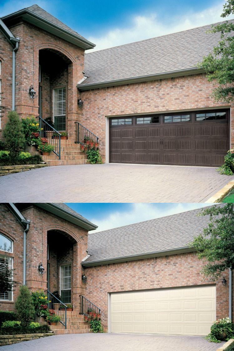 Thermacore Premium Insulated In 2020 Types Of Doors Overhead Door Company Garage Door Insulation