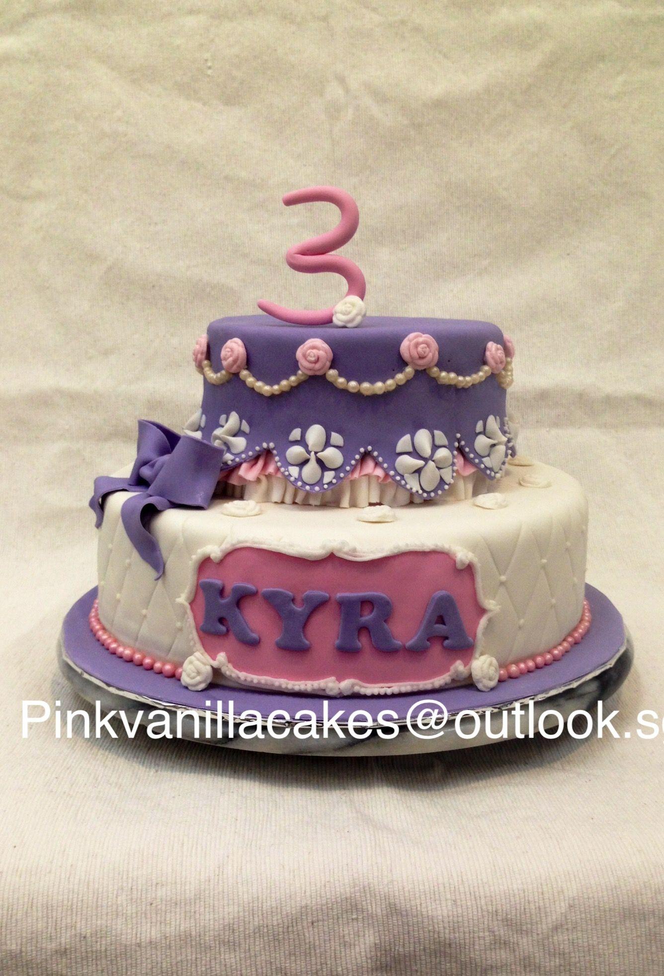 Princess Birthday Cake Singapore Girls