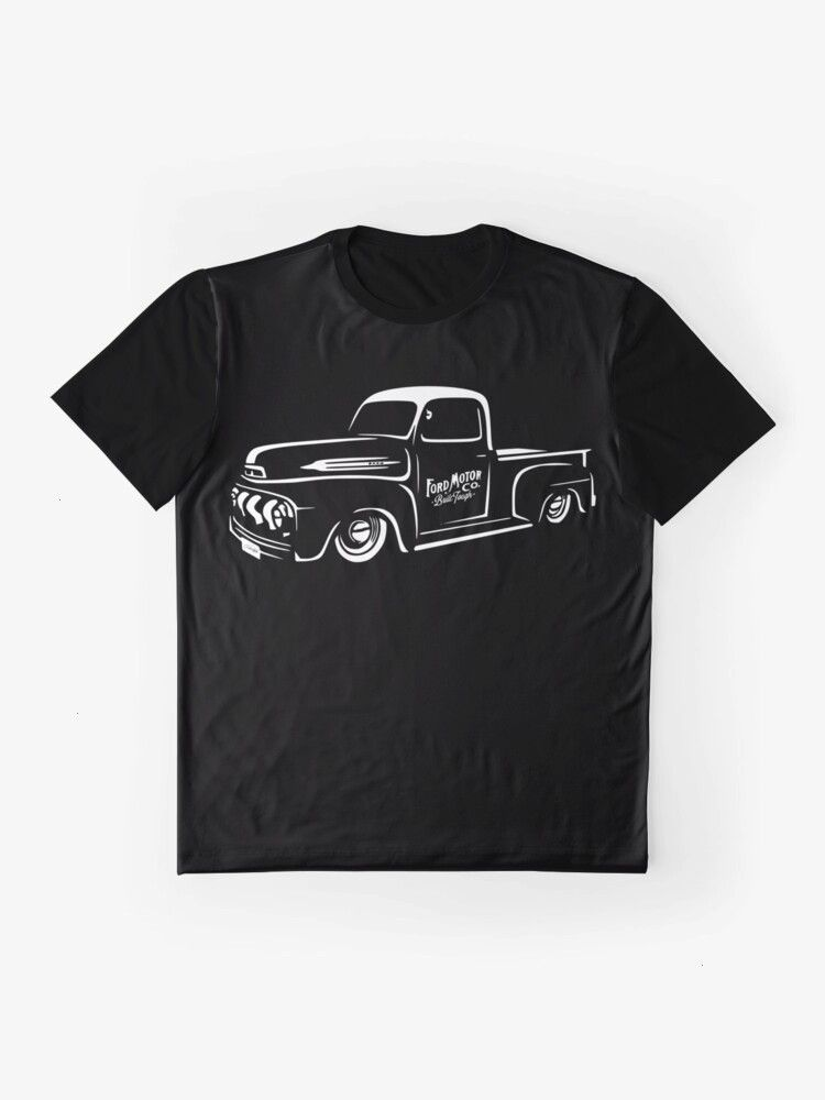 F100 PickUp Truck 1952 Grafik T-Shirt