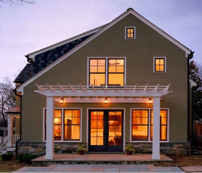 Design Your Entrance Pergola For Colourful Welcome Exterior House Remodel Saltbox Houses Box Style House