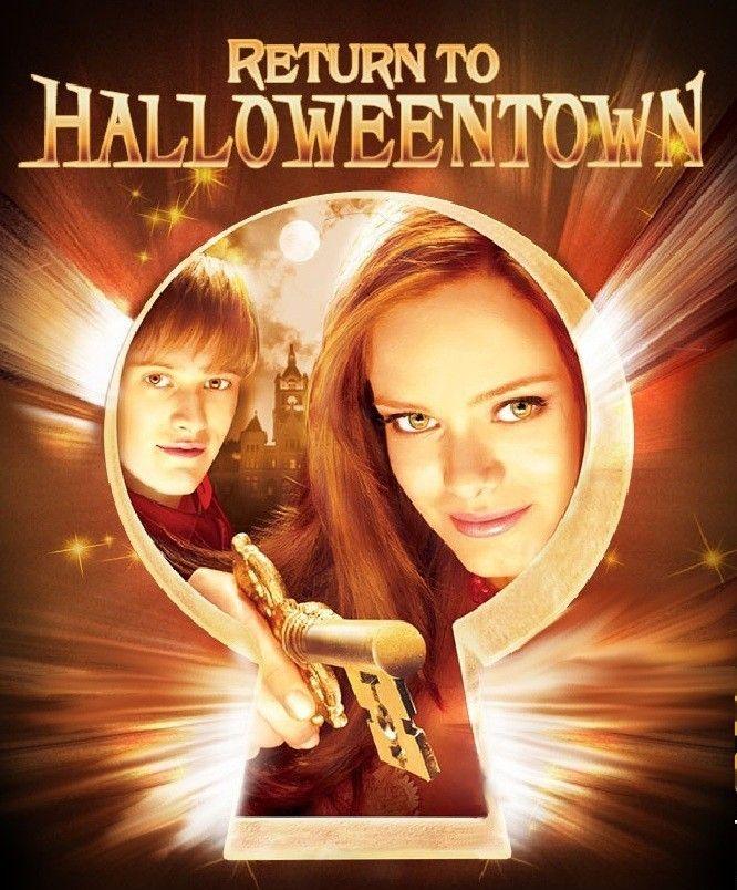 Halloweentown High Halloween town, Halloween town movie