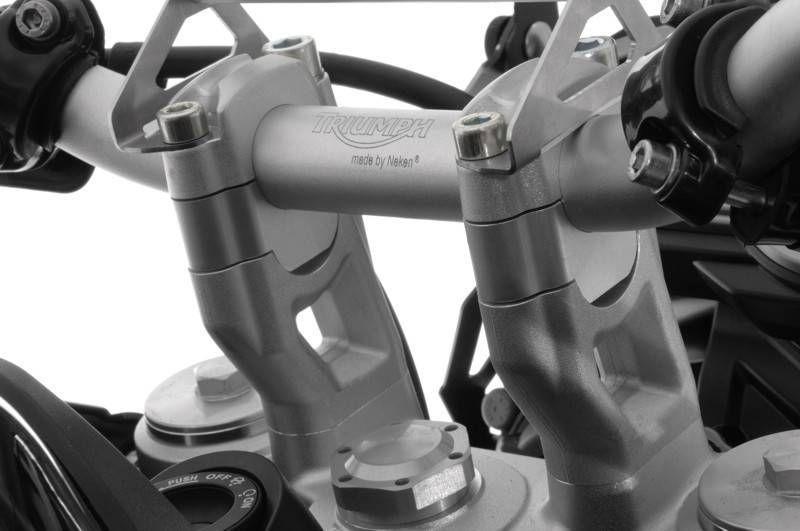 Handlebar Risers, 20mm, Triumph Tiger 800XC, Explorer 1200