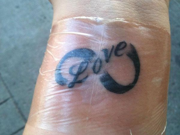 Love Infinity Sign Infinite 30 Remarkable Infinity Symbol Tattoo