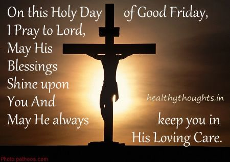 good friday-quotes-prayer-holy-thought for the day