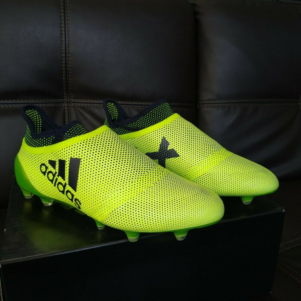 eBay #Sponsored New Adidas X 17 Purespeed FG Limited 8US