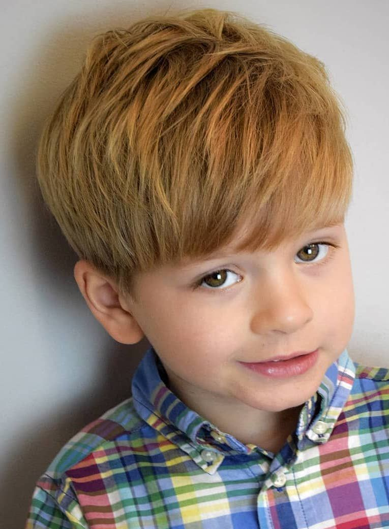 60 cute toddler boy haircuts your kids will love cool