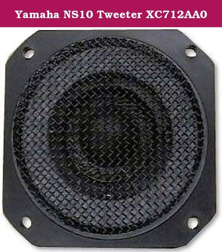 Yamaha NS10 Tweeter XC712AA0. Complete Brand New NS10, NS