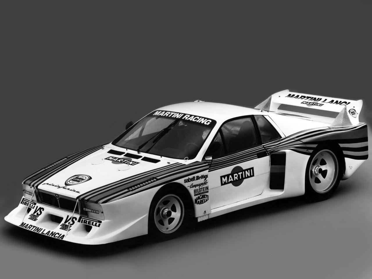 Lancia Beta Montecarlo Turbo Gruppo 5 1978 | lancia fiat & co ...