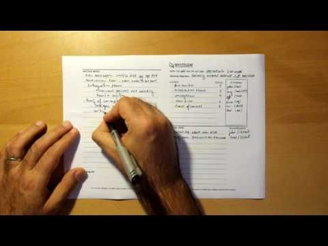 How To Write Effective Meeting Minutes Wild Apricot Membership - meeting minutes notes template