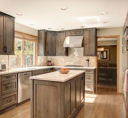 steven ray construction inc specializes in custom kitchen remodel rh pinterest co uk