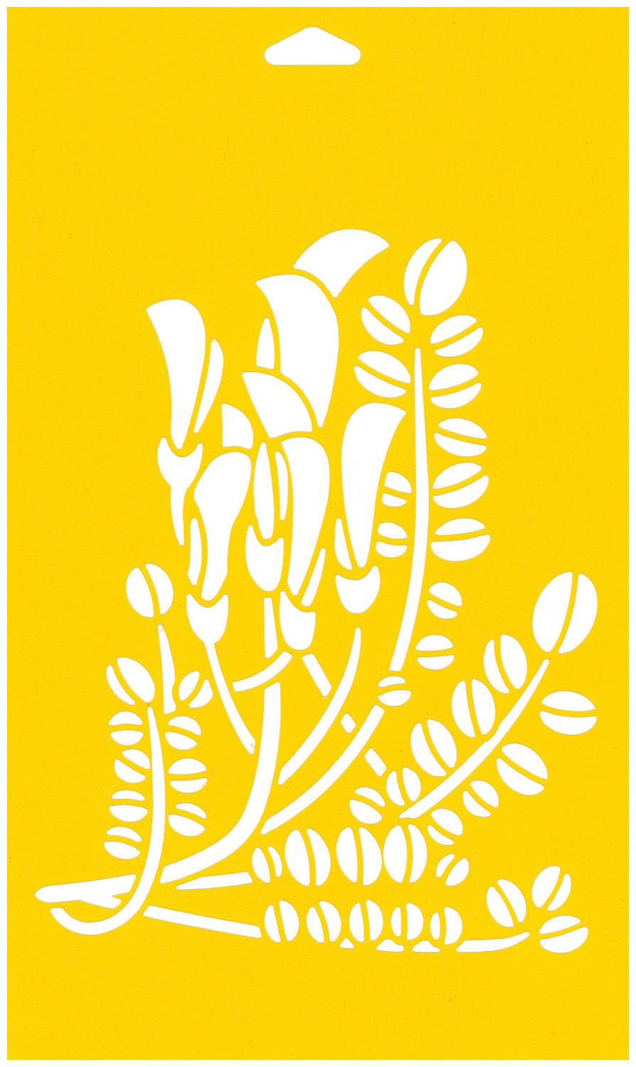 Reusable Stencil Cake Wall Airbrush Decorating Drawing Template ...