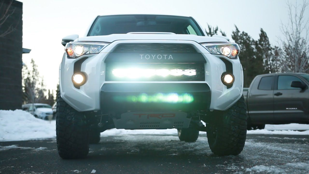 Custom Supercharged Toyota 4runner Complete Build With Kendall Toyota O Toyota 4runner 4runner Toyota