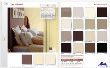 Peinture Chambre Nuancier Couleurs Naturelles Murs Room Paint