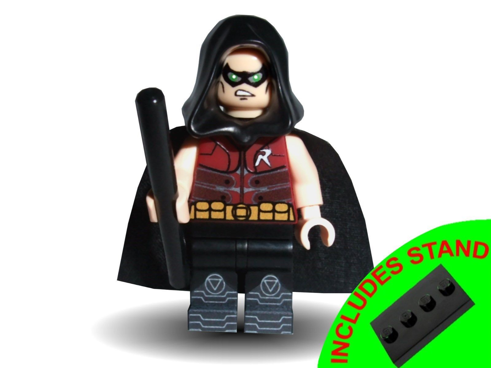 Batman Superheroes Super Hero Figure Arkham City Robin ...
