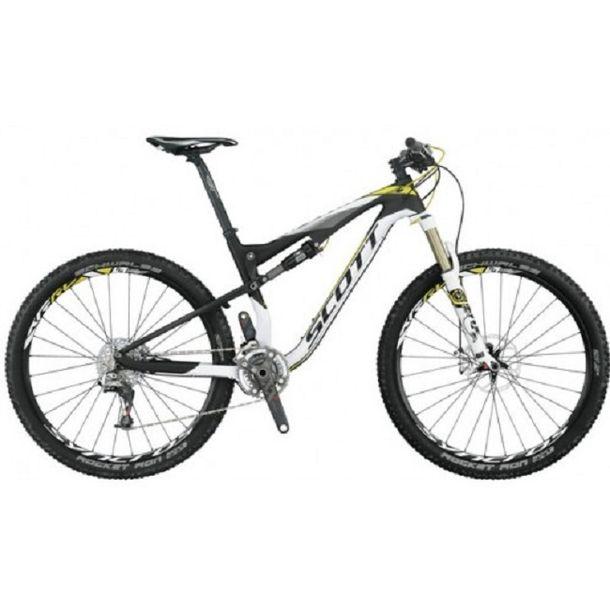 2018 Scott Spark RC 900 World Cup Carbon Mountain Bike £5,999.00