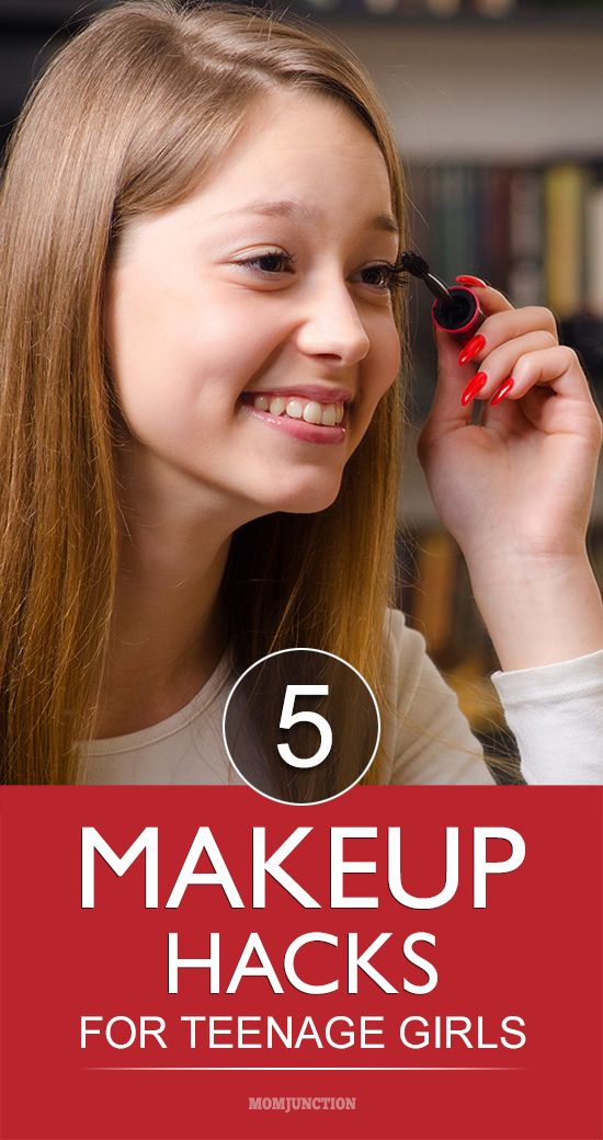 Five Makeup Tips From A Pro Makeup Artist: 5 Simple Makeup Tips For Teens #slimmingbodyshapers The