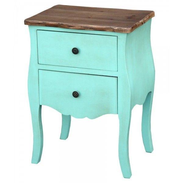 Transylvanian Aqua Gloss and Shabby Chic Furniture Range online