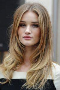 Sari Sac Tonlari Renkleri Uzun Sac Uzun Sac Kesimleri Sac Kesimi