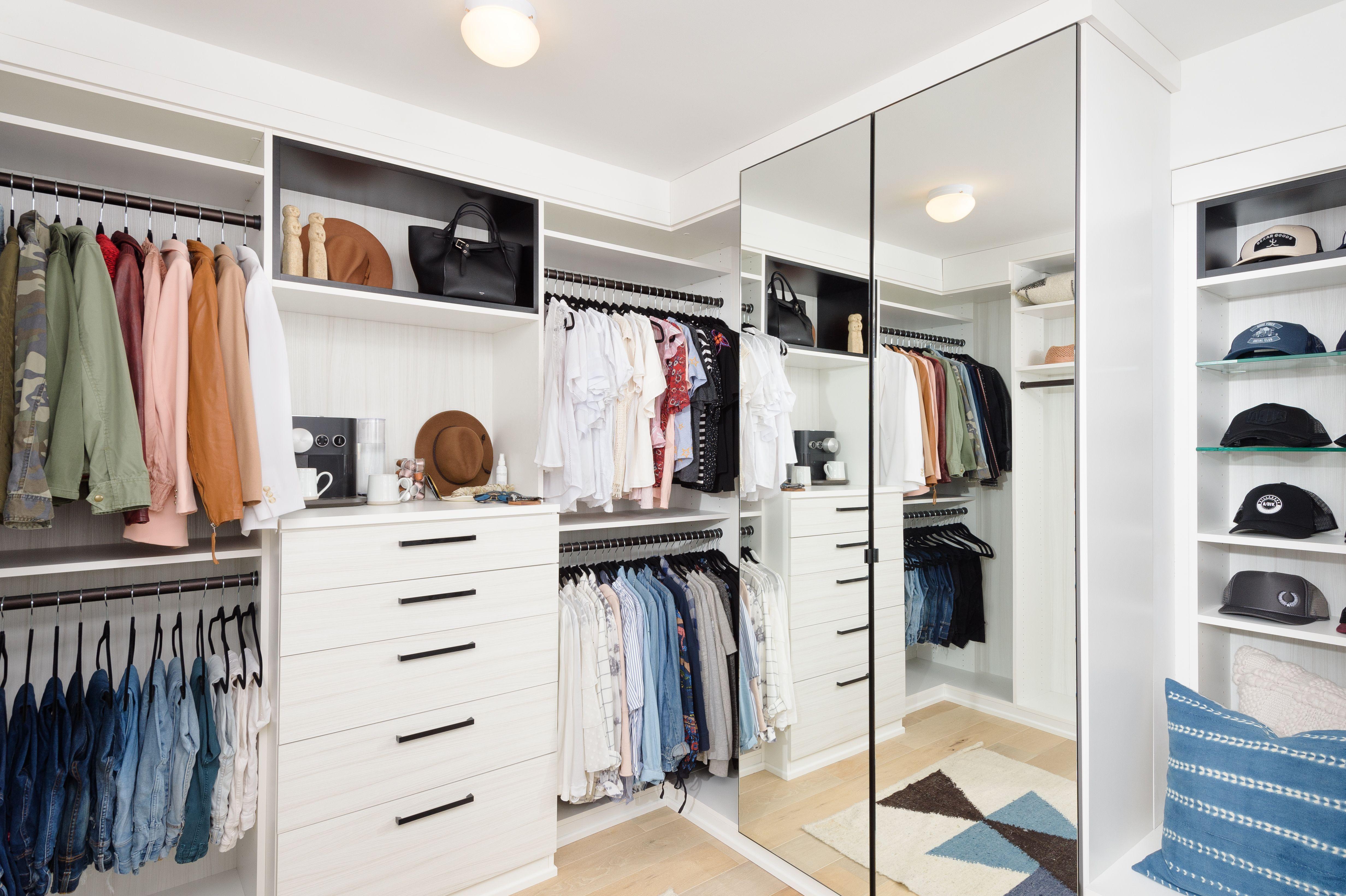 Shop Custom Closet Design Master Closet Neat Closet