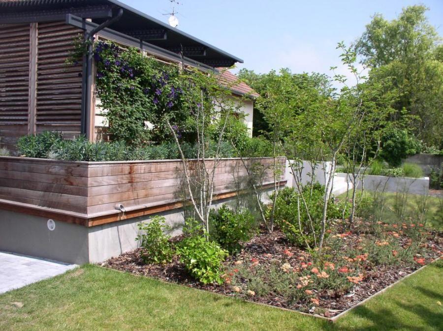 Aménagement cour Reims Abris de jardin Marne Création terrasse