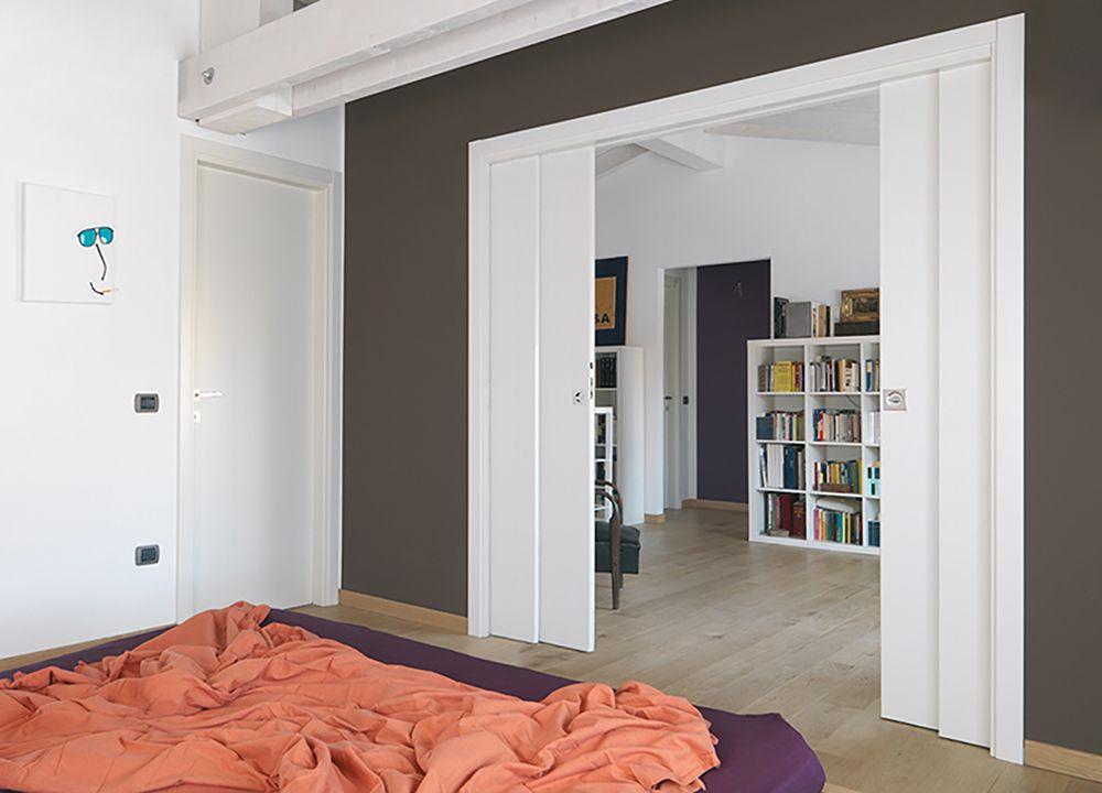 Chambre Reposante Et Design HttpwwweclissefrProduitsChassis - Porte placard coulissante avec serrurier 75006