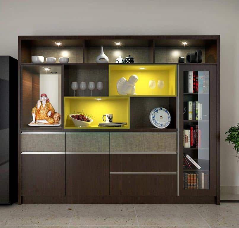 Crockery Units - Luxury Interior Designers in Bangalore ...