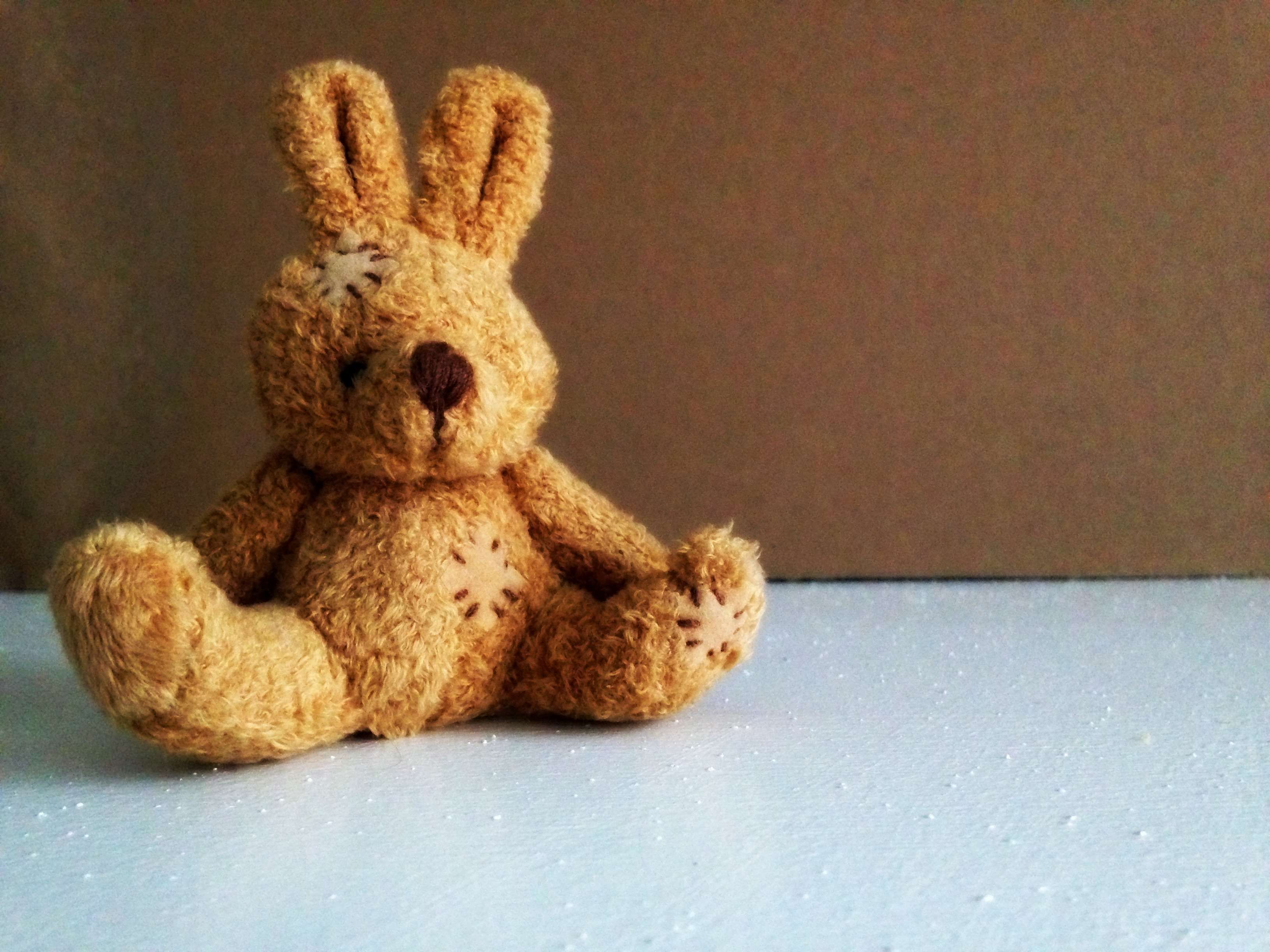 #abstract #furry #rabbit #toy
