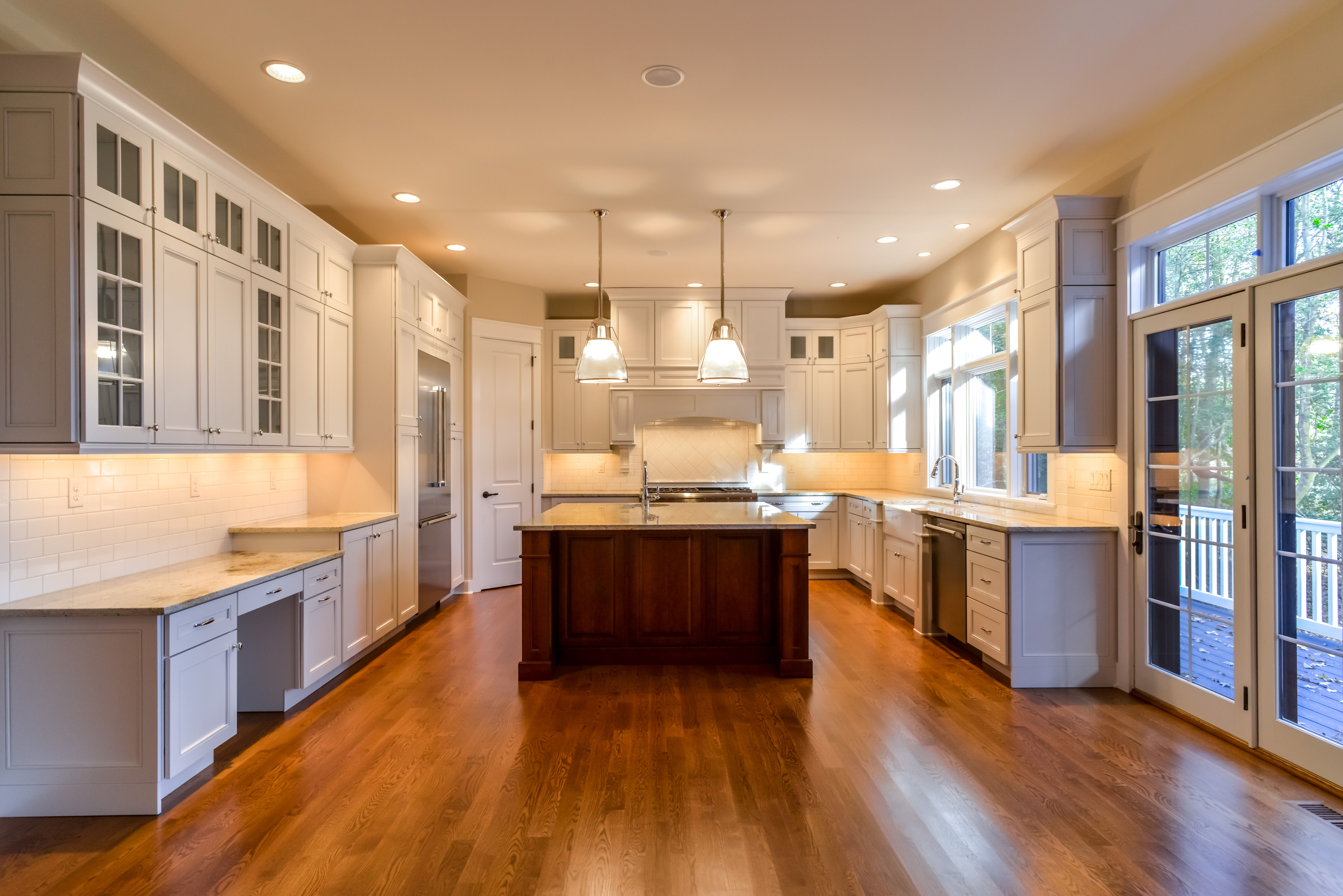 Gourmet Kitchen In Wellstone Place, A Southern Living House Plan Featuring  Thermador Appliances, Granite