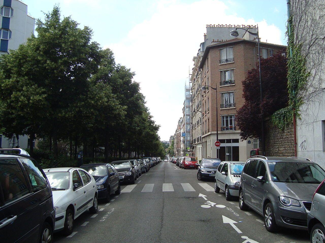 Rue Du Sahel Avec Images Charenton Le Pont Rive Droite Fleuve