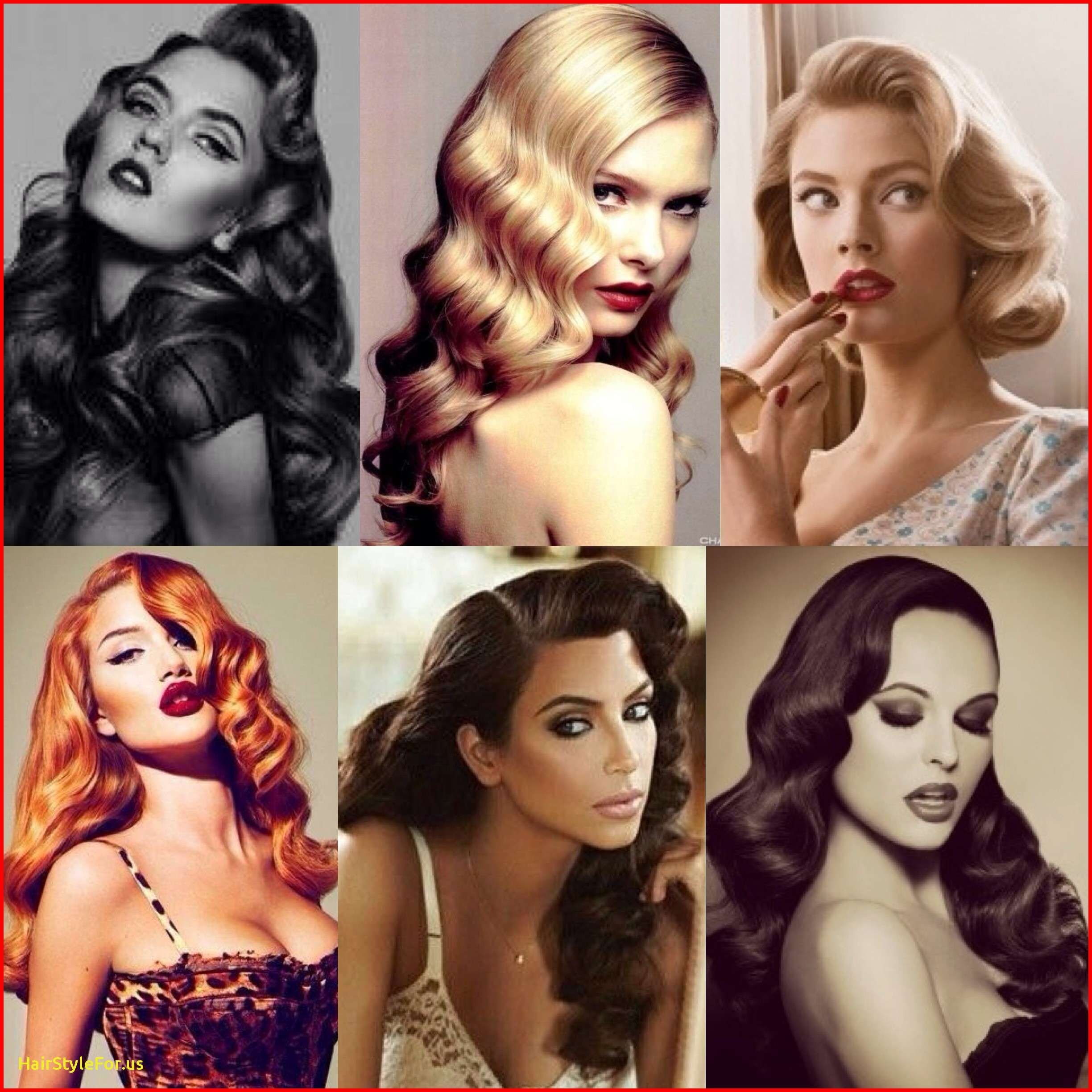 top 10 vintage pin up hairstyles for long hair aaron gardner